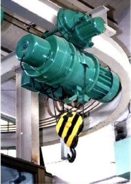 供应cdw弯道电动葫芦(环形轨道